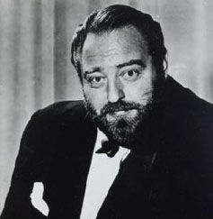 """Sebastian Cabot.  As a kid I loved him as Mr. French on """"Family Affair.  He was just """"cool"""" in his own way.  Always the perfect gentleman's gentleman."""