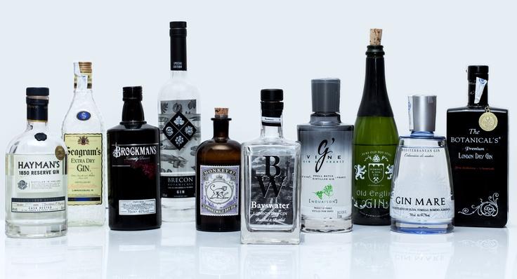 elgranlibrodelgintonic top 10 gin el gran libro del gin tonic pinterest gin. Black Bedroom Furniture Sets. Home Design Ideas