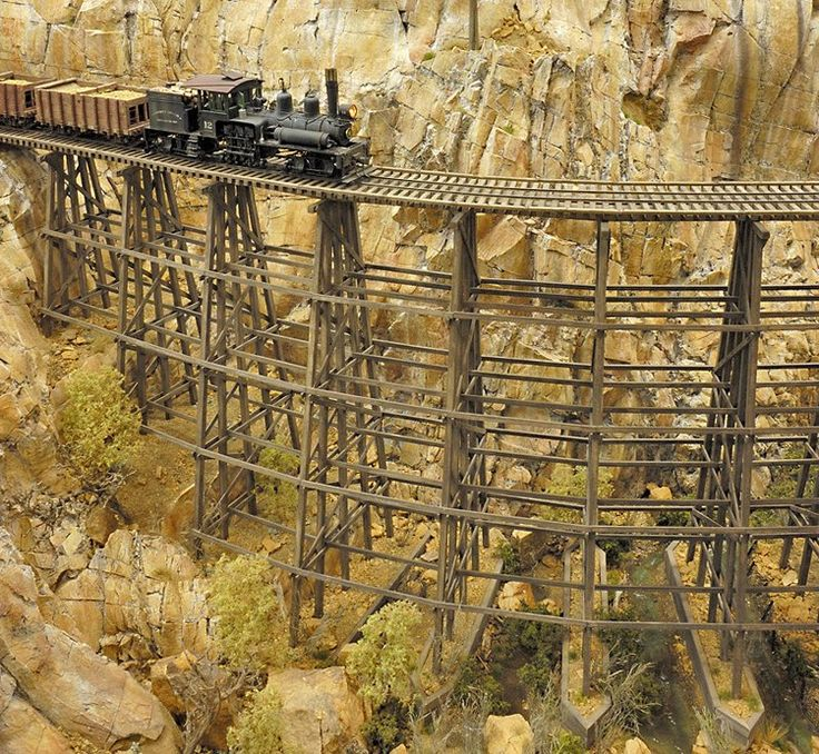 Poverty Gulch and Opulence Railroad. Layout and Photography by Doug Ramos
