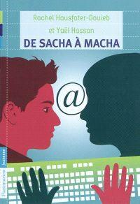 Librairie Mollat Bordeaux - LibrairieDerrière son ordinateur, Sacha envoie des e-mails, comme des bouteilles à la mer, à des adresses imaginaires. Jusqu'au jour où Macha lui répond. Au fur et à mesure de leurs échanges, les deux adolescents apprennent à se connaître, au-delà de leurs différences : Macha.