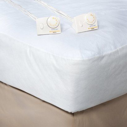 Biddeford Blankets Llc Electric Mattress Pad Queen By Save 6 Off