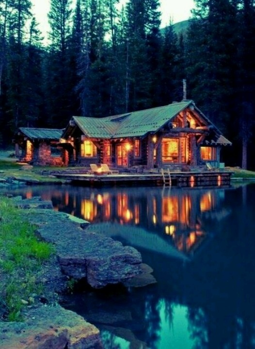 Fishing cabin for my son kevin in pigeon forge tn things for Fishing in pigeon forge tn