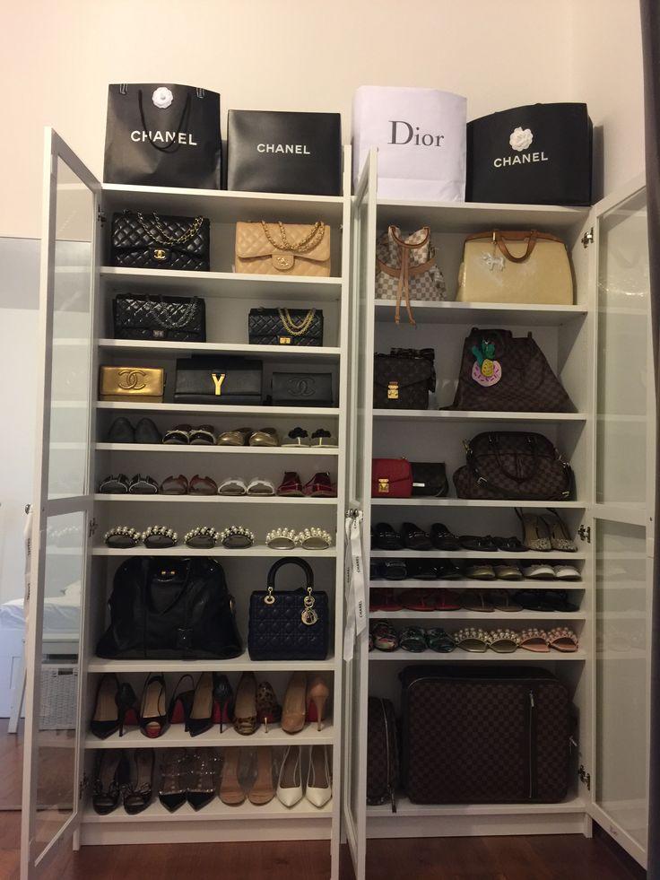 Best 25+ Handbag display ideas on Pinterest