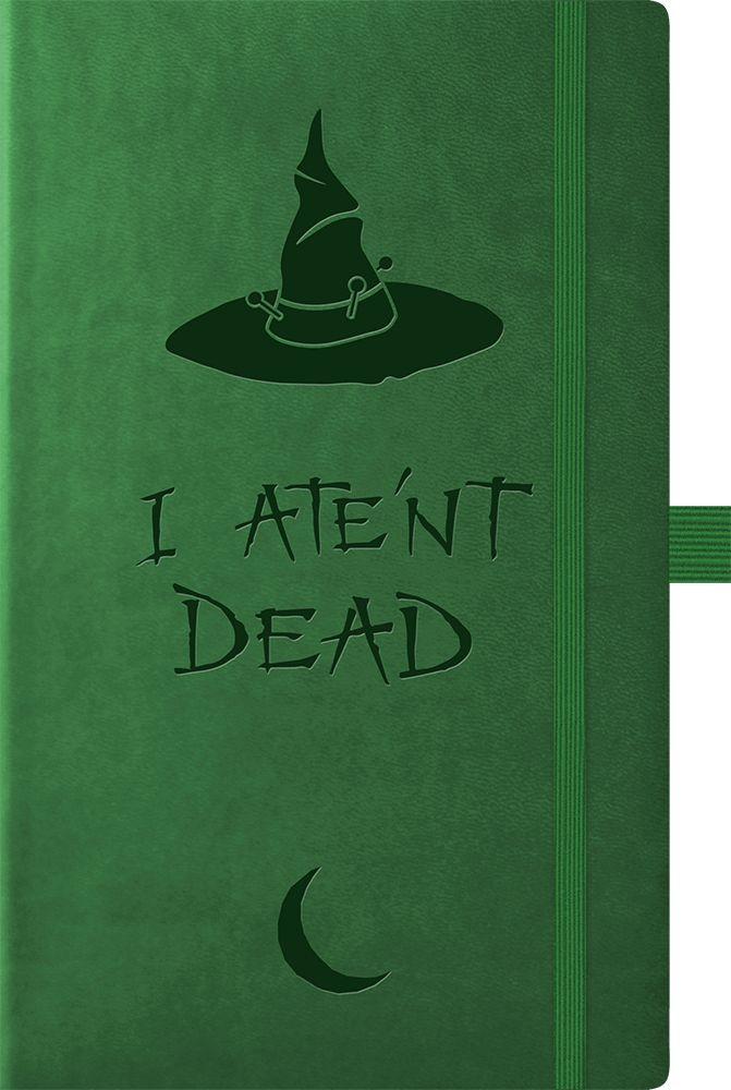 Granny Weatherwax Notebook ~ Discworld.com
