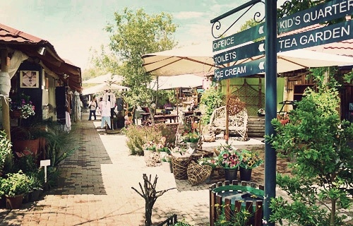 Bryanston Organic Market, Johannesburg