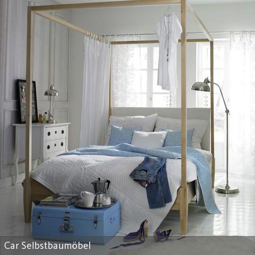 ber ideen zu himmelbett vorhang auf pinterest. Black Bedroom Furniture Sets. Home Design Ideas