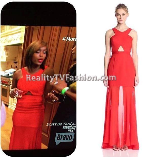 Red dress tops quad