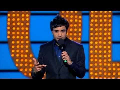 Paul Chowdhry Live At The Apollo HD - YouTube