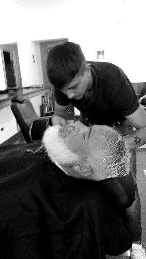 Beard @ the barber shop arad