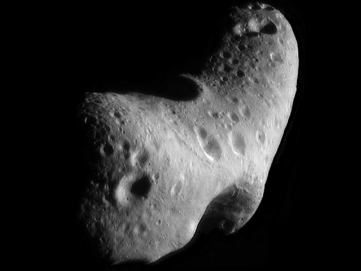 An Asteroid