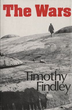 Book review: The Wars by Timothy Findley