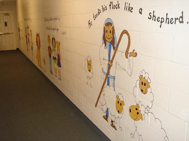 Children's Ministry Decoration Idea