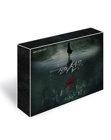 K2POP - GOD'S GIFT - 14 DAYS (신의선물 14일) : DIRECTOR'S CUT - SBS DRAMA (11 DISC)