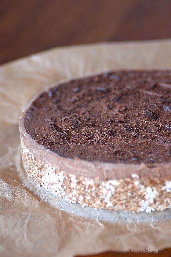 Mimi's Fairy Cakes: RAWRRR!!! – Göttliche rohe Schoko-Bananen-Torte