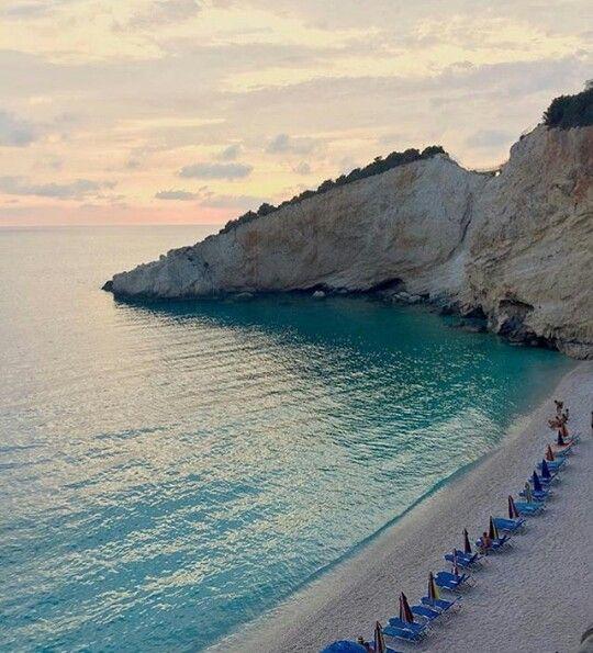 Porto Kasili, Lefkada, Greece ...dewelovegreece ...