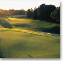 Glen Abbey Golf Club, long time home of the Canadian Open in my beautiful home town of Oakville, ON