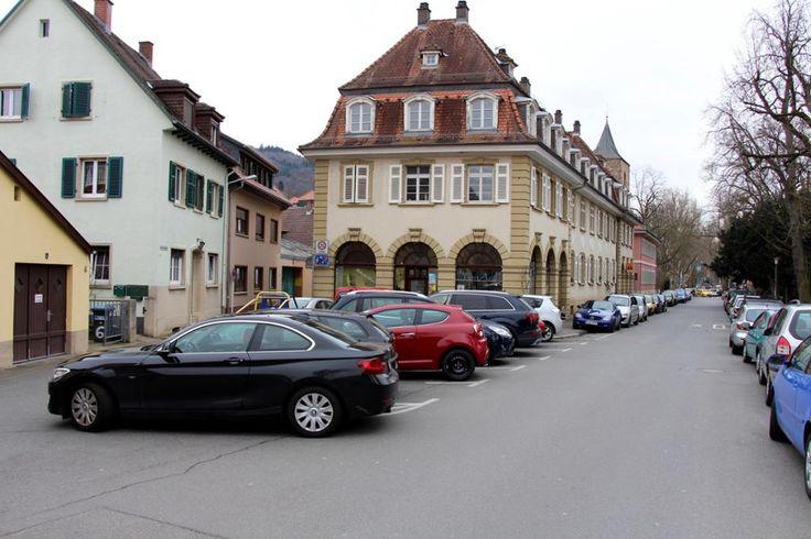 Steubenstraße Handschuhsheim