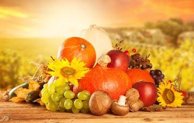 Őszi ételek - szezonális zöldségek, gyümölcsök és receptek velük
