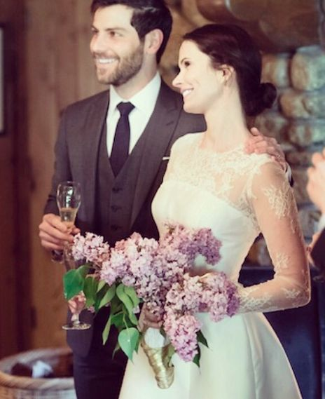 ️ Got Married. Bitsie And David
