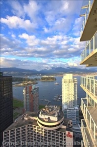 Live the Dream, Million Dollar View - Downtown Vancouver