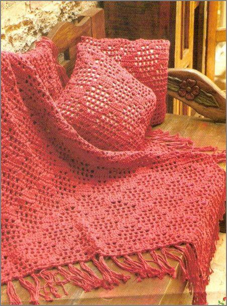 Gancho motivos crochet