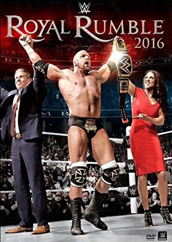 WWE: Royal Rumble 2016 (DVD)The road to WrestleMania begins at WWE Royal Rumble! On the orders of Mr. McMahon, for the first time in WWE history the WWE World Heavyweight Championship will be defended