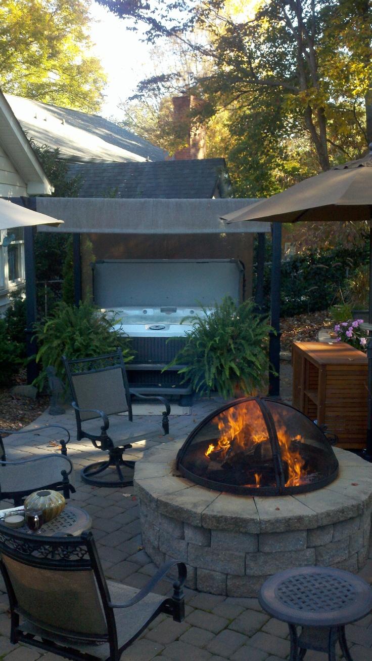 Back yard ideas: McAlpine Landscape Design, mcalpineland@aol.com