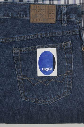Cod. 01- 4000 - Jean Clasico azul Oggi