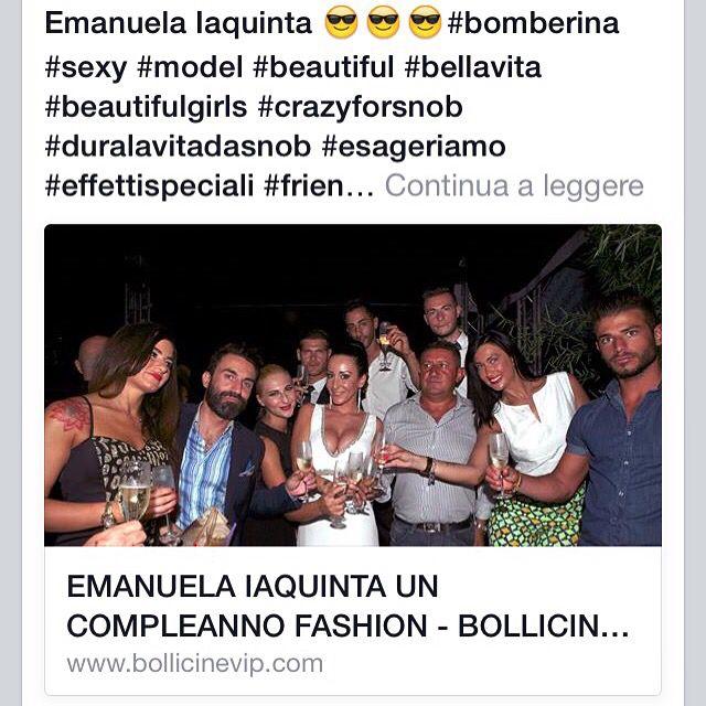 #party#emanuelaiaquinta