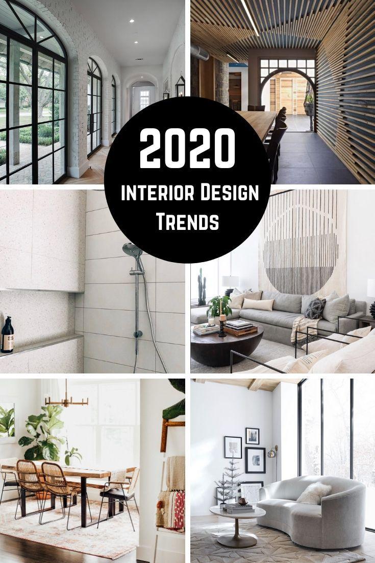 2020 Interior Design Trends In 2020 Interior Design Trends