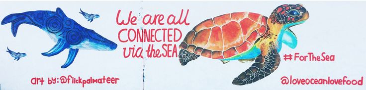 Connected To The Sea #ForTheSea