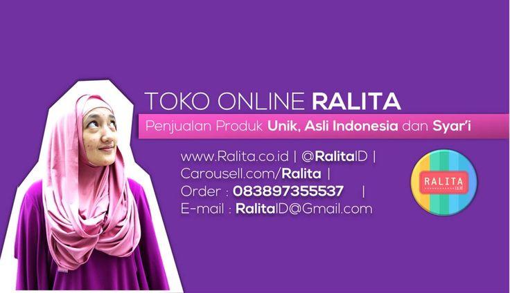 Toko Online RALITA
