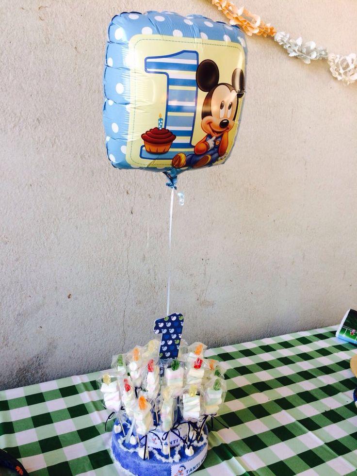 torta polistirolo decorata