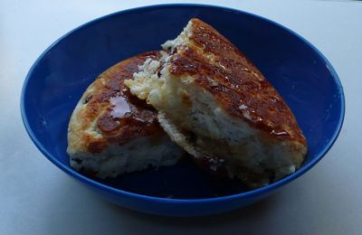 Cranberry Pan Biscuits  Print Prep time 15 mins Total time 15 mins  Description Lightly sweet pan biscuits. Author: Sarah Recipe type: Dry Mixes Cuisine: Dry Mixes Serves: 2 Ingredients…