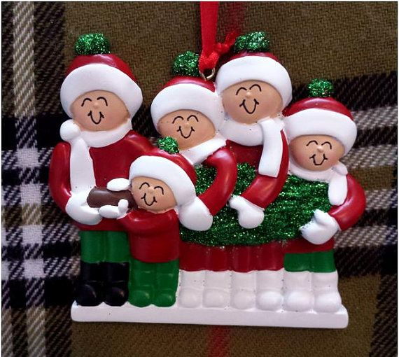 81 best Personalized Christmas Ornaments images on Pinterest