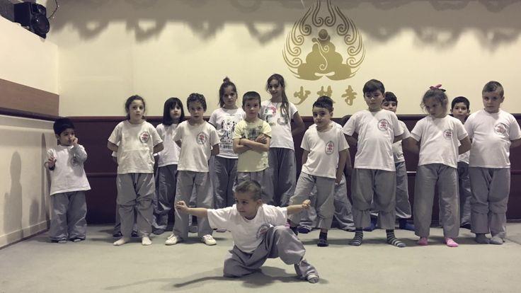 Shaolin Temple Greece 希腊少林寺 | Shaolin Family