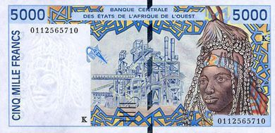 The local currency is the West African CFA Franc, although Euros are also accepted in the hotels. Credit cards are generally accepted in hotels and restaurants. $1 CFA Franc is equal to $0.0020 of a US Dollar.