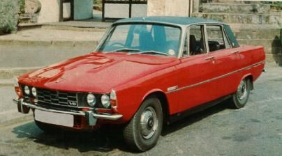 Rover 3500  £3,576 Originally launched with the V8 engine and automatic transmission #70scars