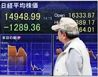 慰安婦問題について、いろんな報道: 東京株暴落、1286円安=過去8番目の16年ぶり下げ幅—英EU離脱で、午後には株価指数の先物取引を一...