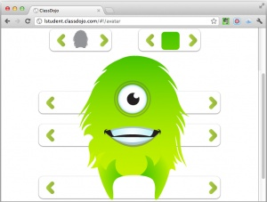 The App ClassDojo Adds Student Logins, Monster