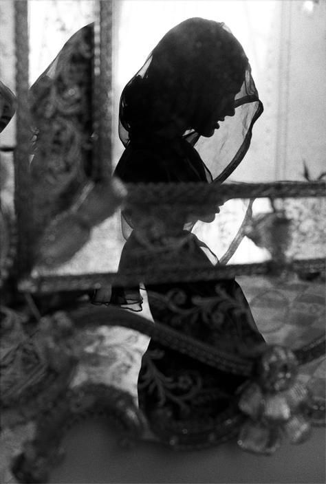 Ferdinando SCIANNA :: Photo session with Carmen SanMartin, Palermo, Sicily, 1991