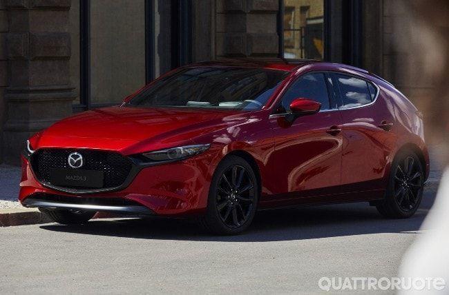 Quattroruote Redesign Concept Mazda 2020 And 3mazda 3 2020 Quattroruote Redesign And Concept Mazda 3 2020 Quattroruote Red In 2020 Mazda Reisemobil Fahrzeuge