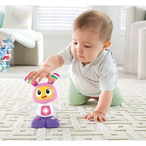 Check out the Fisher-Price BeatBelle Mini Figure (FFN73) at the official Fisher-Price website. Explore the world of Beatbo today!