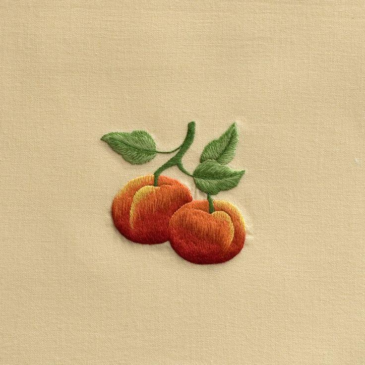PeachesHand Towel
