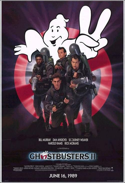 GHOSTBUSTERS 2 // usa // Ivan Reitman 1989