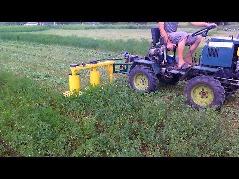 Valby Skid Steer Winch - YouTube | ideas in 2019 | Rotary mower