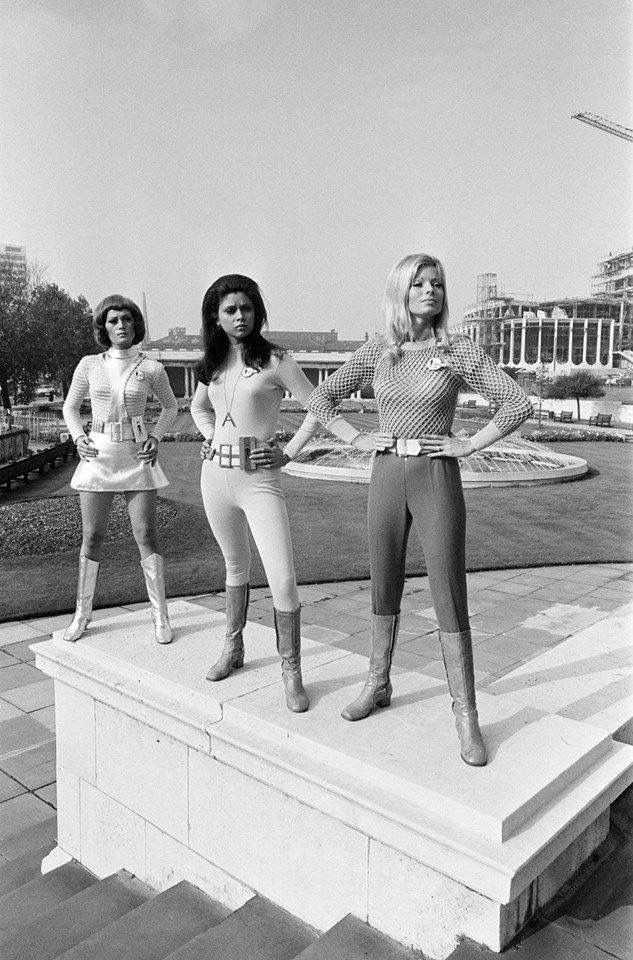 Pin by John Brosnan on UFO TV Series + Gerry Anderson in