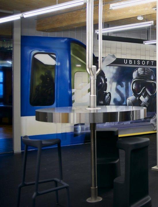 Ubisoft Studios Lemay Architecture