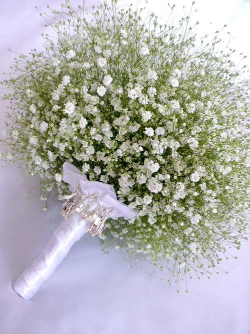 6 BABYS BREATH BOUQUET Soy Melts Tarts Wax Wickless Candle Hand Poured Floral Scented on Etsy, $3.50
