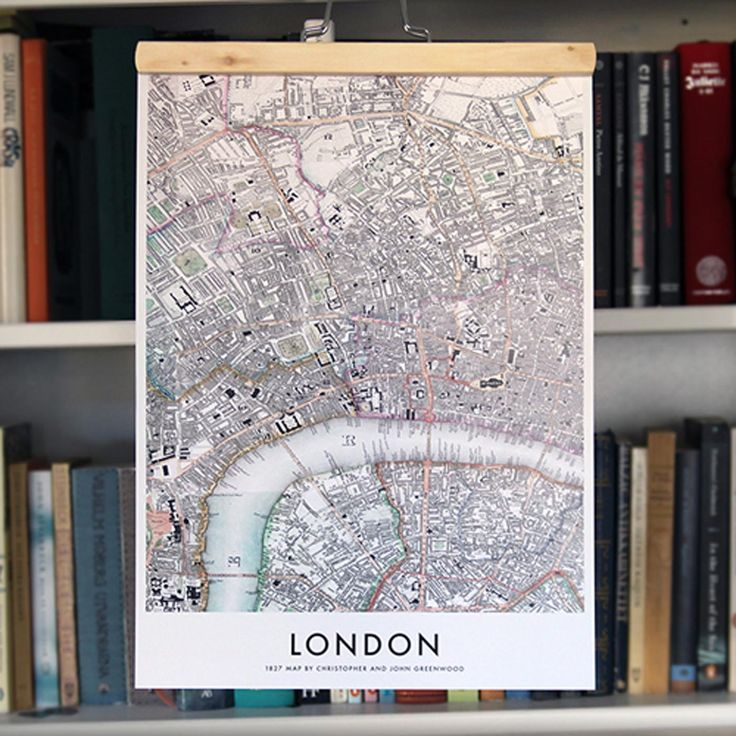 Köp London Poster online. London poster. Affischen är tryckt på ett 160 grams matt bestruket papper som heter DiggiColor som ger den en rik yta Mått: 30x40